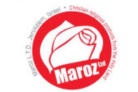 עיצוב לוגו מקצועי Maroz | אורית חזון מנדל
