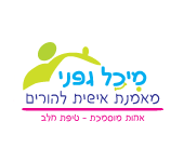 עיצוב לוגו מקצועי למיכל גפני | אורית חזון מנדל | עיצוב גרפי | בניית אתרים בירושלים