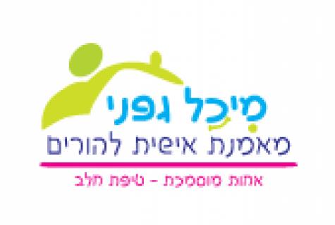 עיצוב לוגו מקצועי מיכל גפני | אורית חזון מנדל