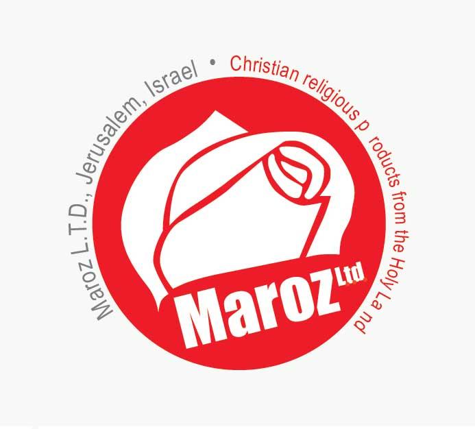 עיצוב לוגו מקצועי Maroz | אורית חזון מנדל | עיצוב גרפי ובניית אתרים בירושלים